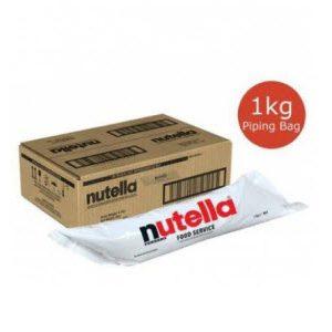 Nutella Piping Bag 6 X 1kg