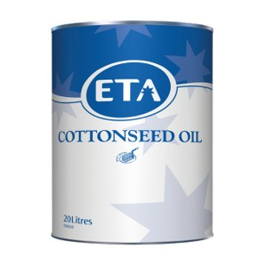 Oil Cottonseed 106898