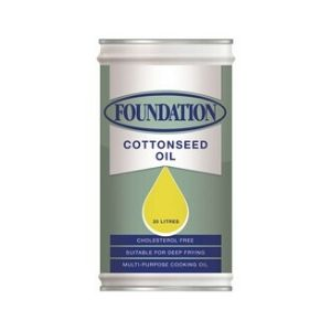 Oil Cottonseed 20L