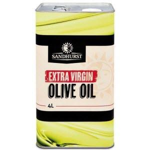 Oil Olive Extra Virgin 4L Mediterranean 108570