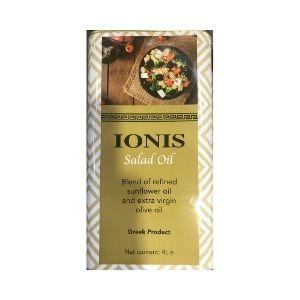 Oil Salad (20%Olive Oil) 4L