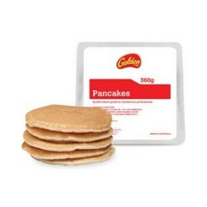 Pancake Plain Golden 6 X 60g