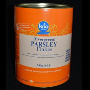 Parsley Flakes 250g Canister