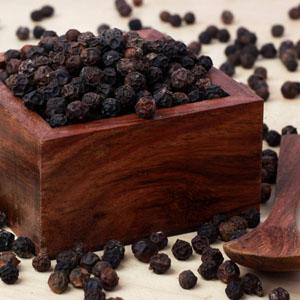Peppercorn Black Whole 1kg
