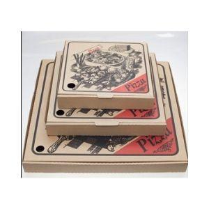 Pizza Box 11in Cardboard 100s