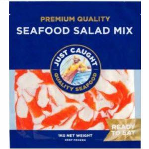 Seafood Salad Extender Mix 1kg