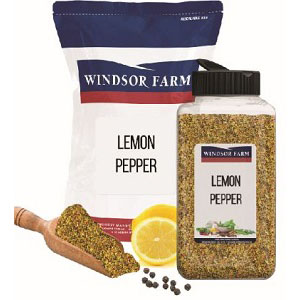 Seasoning Lemon Pepper 1kg