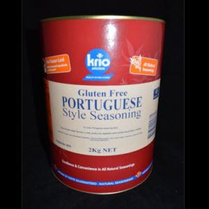 Seasoning Portuguese GF 2kg