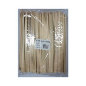Skewers Bamboo 4mm X 24cm Long 500s