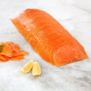 Smoked Salmon Fish Norwegian 1kg