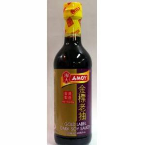 Soy Sauce Dark 12 X 500ml