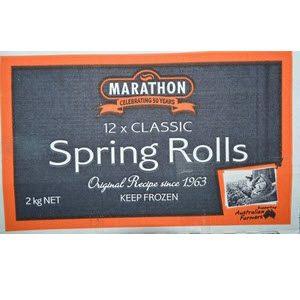Spring Rolls 100401
