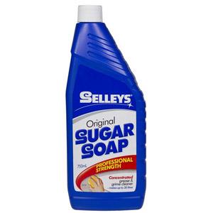 Sugar Soap 750ml Selleys