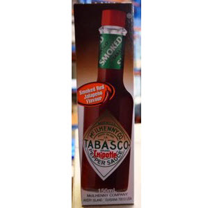 Tabasco Chipotle Sauce 106312