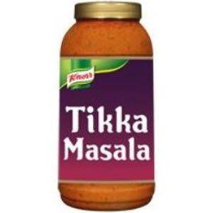 Tikka Masala Sauce 109073