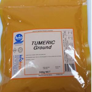 Turmeric Ground Bag 500g