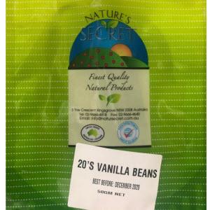 Vanilla Bean Pods 108869 2