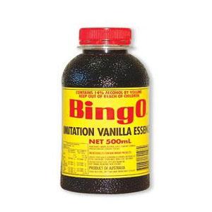 Vanilla Imit Essence 500ml