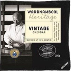 Vintage Cheese Heritage 250g