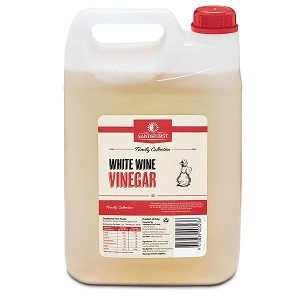 White Wine Vinegar 5L 107620