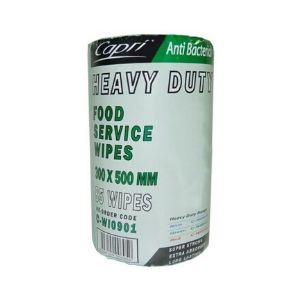 Wipes Roll Green Heavy Duty 53 X 30cm