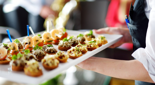 Catering - 5 Key Features