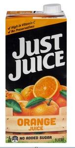 St-Orange Juice Long Life