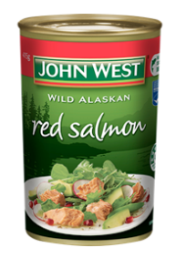 St-Red Salmon