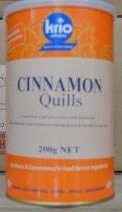 St-Cinnamon quills