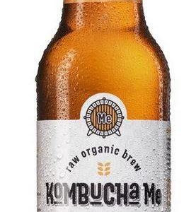 St-Kombucha ginger